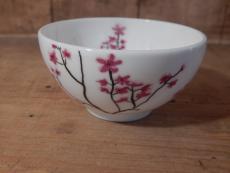 Porzellan-Teeschale 100ml, Kirschblüten