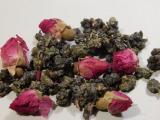 Rosen-Oolong (Jade-Oolong mit Rosen)