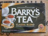 Barrys Classic Blend, 80er