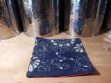 Untersetzer aus alten Kimonostoffen