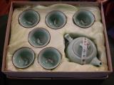 Teeservice in Geschenkbox - Celadon-Kois