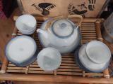 Tee-Service, superdünn für 5 Personen, Japan